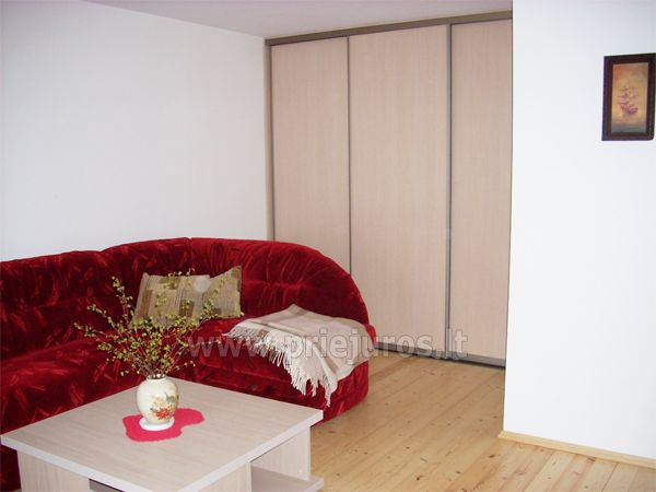 Rent a flat in Palanga - 4