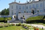 Palanga Botāniskais parks, Dzintara muzejs (Lietuva)