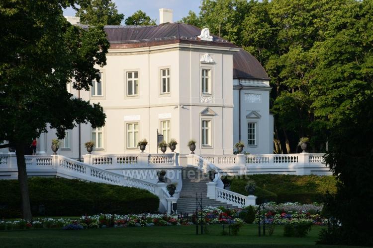 Palanga Botanical Park, Amber museum (Lithuania) - 2