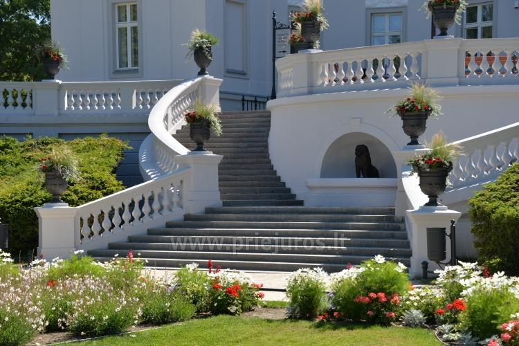 Palanga Botanical Park, Amber museum (Lithuania) - 3