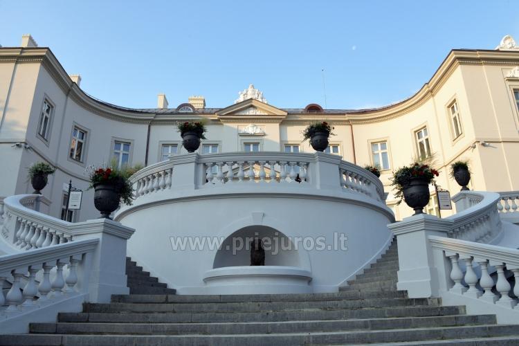 Palanga Botanical Park, Amber museum (Lithuania) - 5