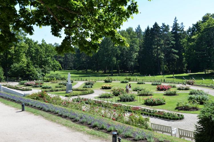 Palanga Botanical Park, Amber museum (Lithuania) - 8