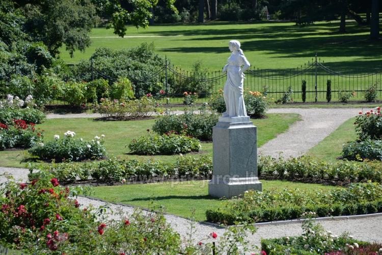 Palanga Botanical Park, Amber museum (Lithuania) - 9
