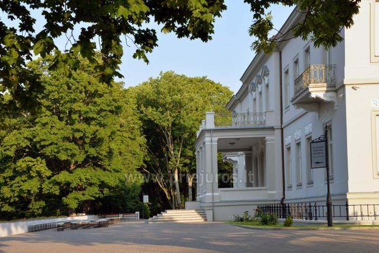 Palanga Botanical Park, Amber museum (Lithuania) - 11