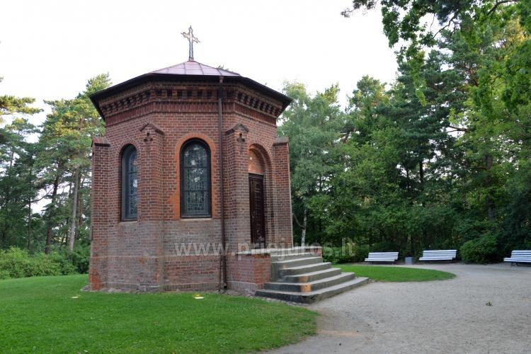 Palanga Botanical Park, Amber museum (Lithuania) - 15