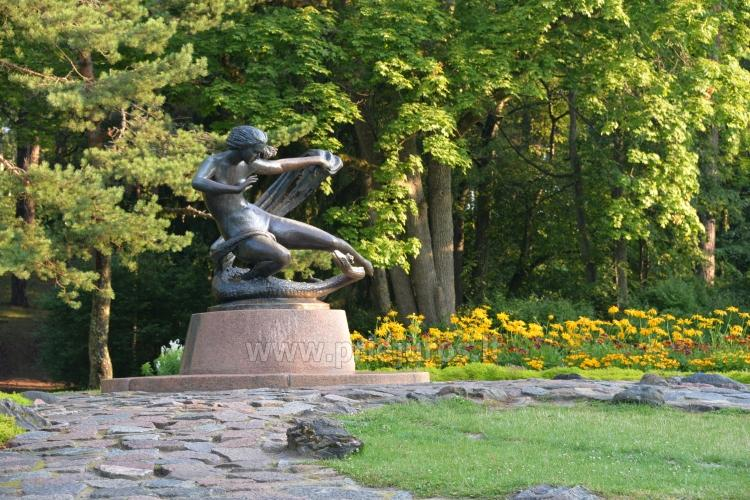 Palanga Botanical Park, Amber museum (Lithuania) - 18