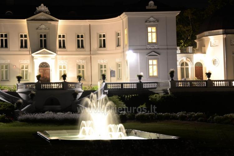 Palanga Botanical Park, Amber museum (Lithuania) - 19