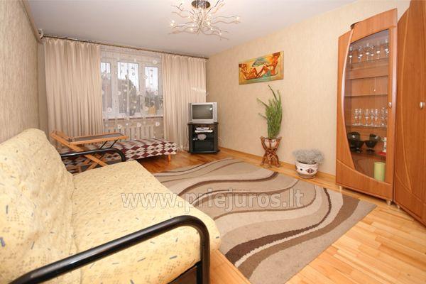 Dviejų kambarių nuoma netoli jūros - 2