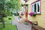 Two rooms for rent in Palanga Close to the Seaside