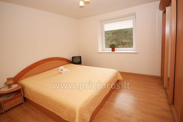 Zwei Zimmer Wohnung in Nida, Kurische Nehrung