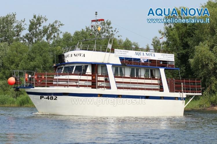 50 vietų laivas Aqua Nova