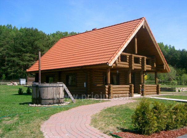 Sodyba Baublių sodyba šalia Klaipėdos ir Palangos - 3