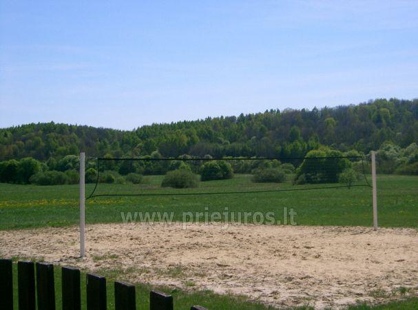 Sodyba Baublių sodyba šalia Klaipėdos ir Palangos - 15