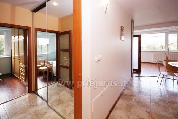 Jaukus, erdvus 65 kv.m. 3 kambarių butas Palangos centre - 3