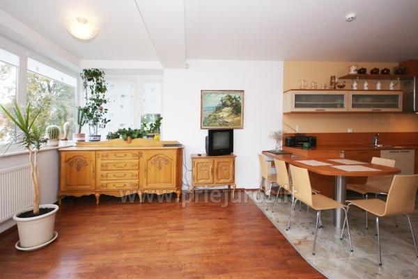 Jaukus, erdvus 65 kv.m. 3 kambarių butas Palangos centre - 6
