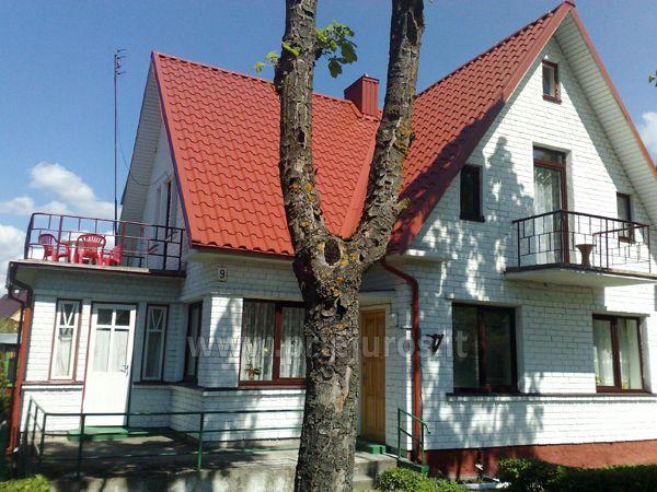 Kambariai ir butas Palangoje privačiame name Baltas namas - 1