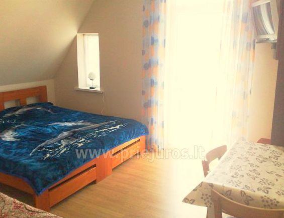 Kambariai ir butas Palangoje privačiame name Baltas namas - 3