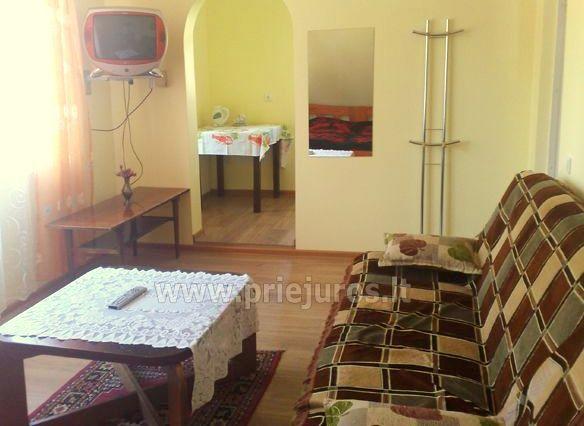 Kambariai ir butas Palangoje privačiame name Baltas namas - 4
