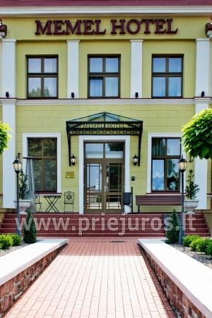 Konferencu zale Klaipeda viesnica MEMEL HOTEL