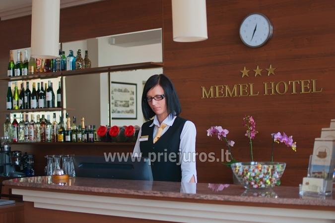 MEMEL HOTEL rezervuojant 5 ir daugiau kambarių KONFERENCIJŲ SALĖ NEMOKAMAI ! - 4