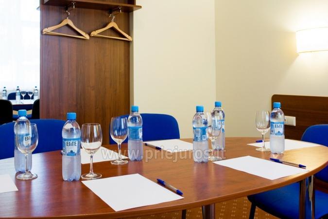 MEMEL HOTEL rezervuojant 5 ir daugiau kambarių KONFERENCIJŲ SALĖ NEMOKAMAI ! - 9