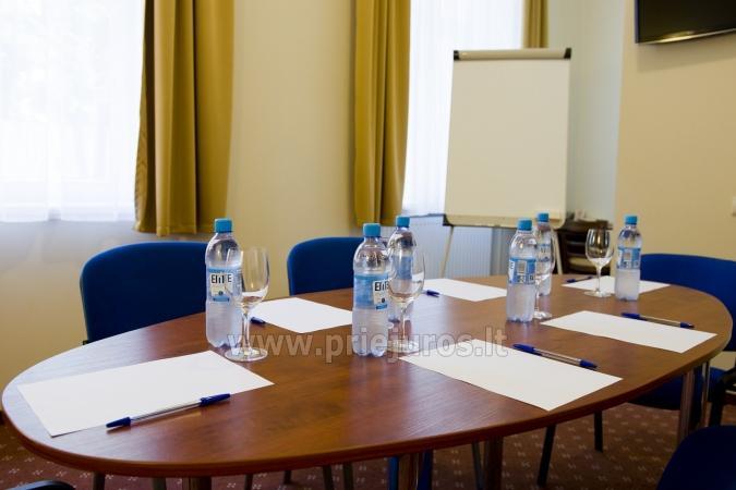 MEMEL HOTEL rezervuojant 5 ir daugiau kambarių KONFERENCIJŲ SALĖ NEMOKAMAI ! - 10