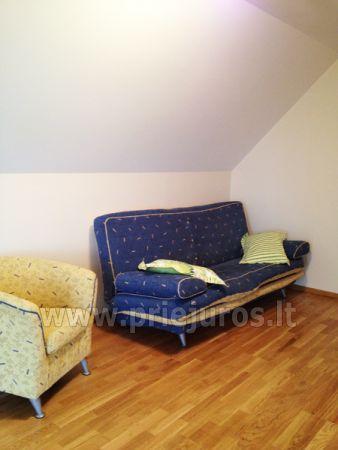 Trijų miegamųjų apartamentai Juodkrantėje - 6