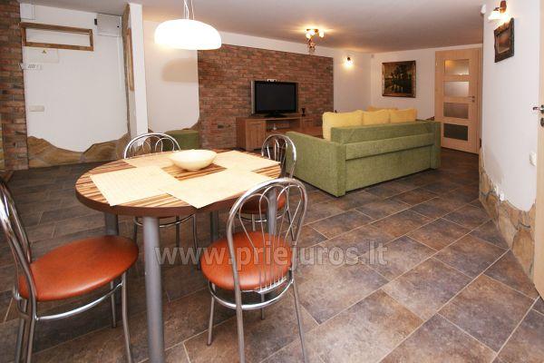 Apartamentai Šventojoje su sauna, 500 metrų iki jūros - 4