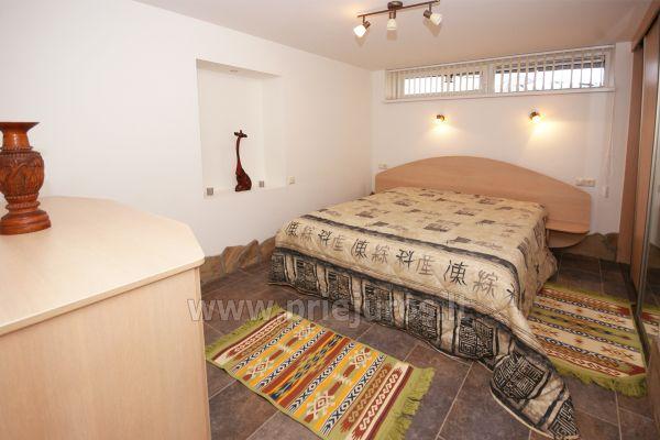 Apartamentai Šventojoje su sauna, 500 metrų iki jūros - 8