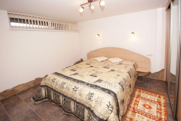 Apartamentai Šventojoje su sauna, 500 metrų iki jūros - 9