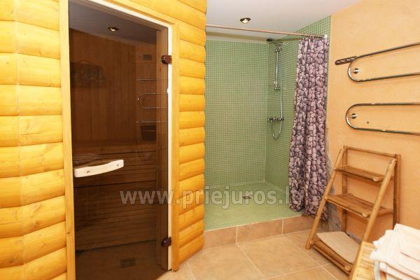 Apartamentai Šventojoje su sauna, 500 metrų iki jūros - 10
