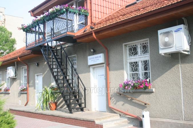 Svečių namai Klaipėdoje siūlo naujus kambarius už gerą kainą - 3
