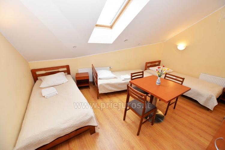 Svečių namai Klaipėdoje siūlo naujus kambarius už gerą kainą - 7