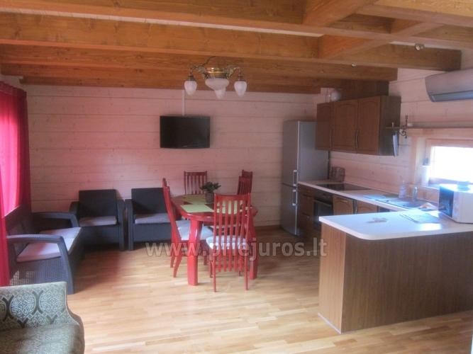 Apartments and rooms for rent in Palanga, in Kunigiskes - 20