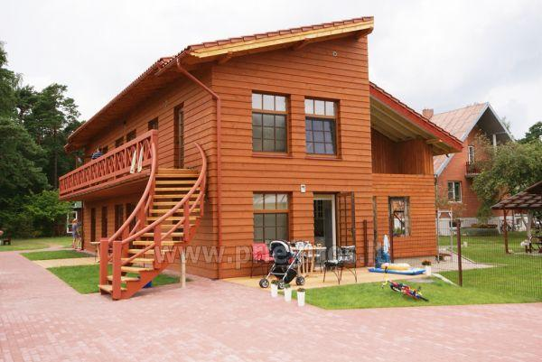 Apartments and rooms for rent in Palanga, in Kunigiskes