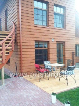 Apartments for rent in two storey house