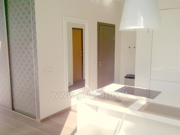 Modernūs, erdvūs apartamentai Palangos centre - 5