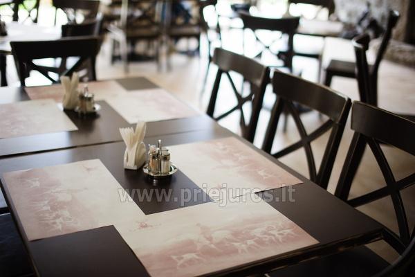 Žvėrienos restoranas viešbutyje Karklėje Gamtos perlas *** - 14