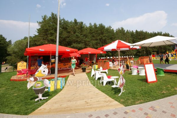 Palanga children park: swings, games, cafe, children events - 6