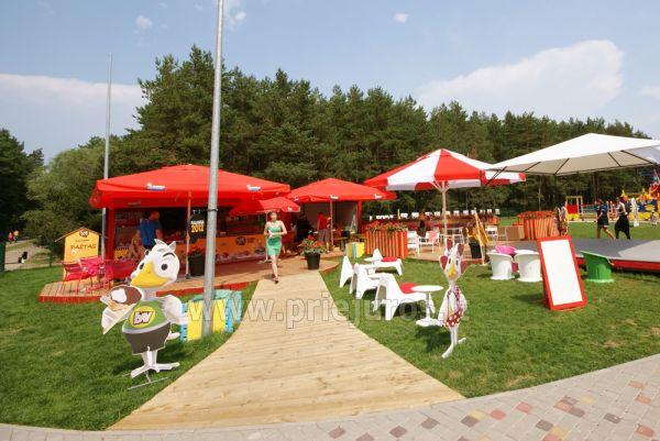 Palangos vaikų parkas: supynės, žaidimai, mini atrakcionai, kavinė, renginukai vaikams - 6