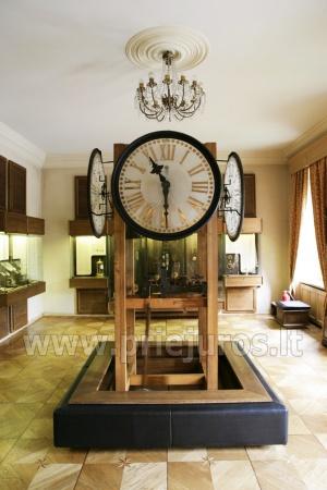 Klaipėdos laikrodžių muziejus - 1