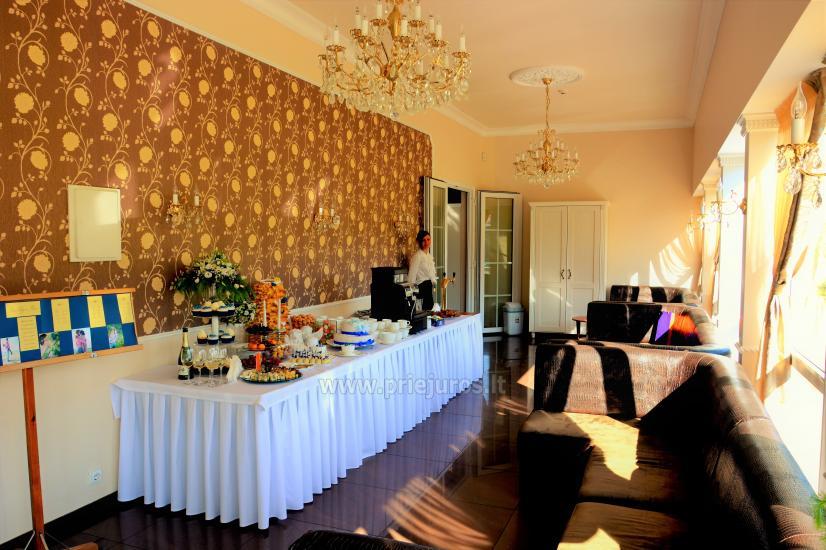 Bankettsaal im Landhaus in Klaipeda Region Zupe - 19