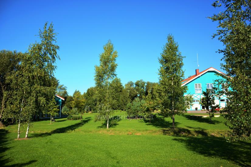 Pirtis, salė, šildomas baseinas ir nakvynės kambariai Daugėlų sodyboje šalia Klaipėdos Župė - 18