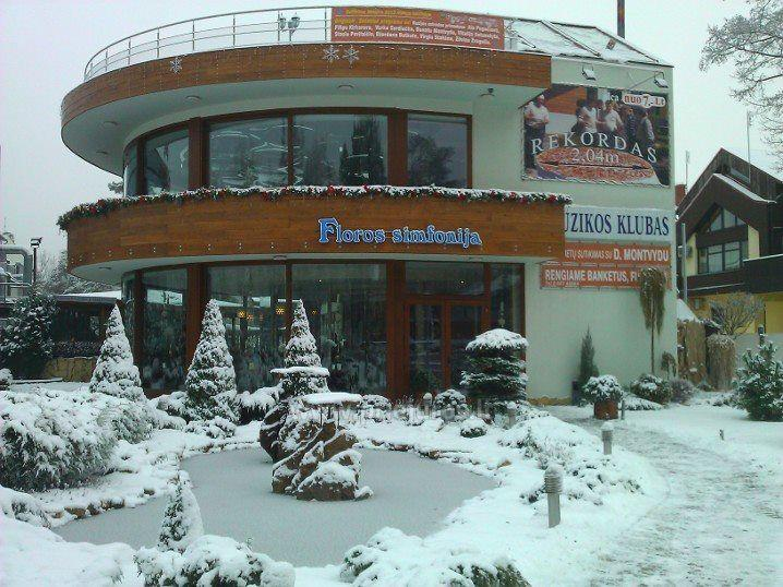 New Years Eve in Palanga in cafe Floros simfonija - 1