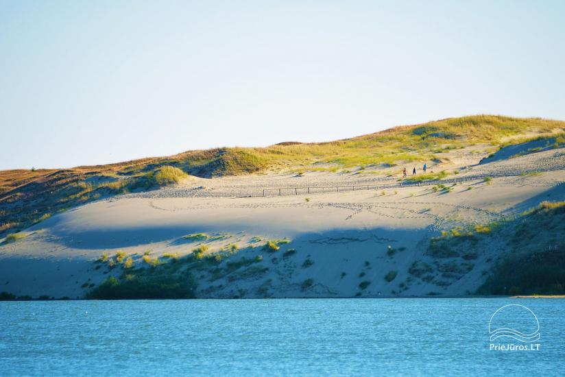 Parnidis dune and Sun clock in Nida - 1