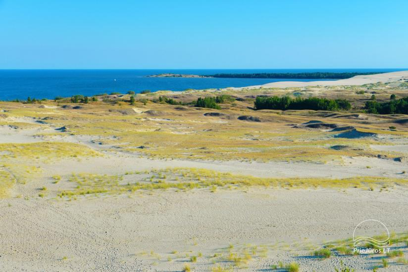 Death valley in Nida, Curonian spit - 2