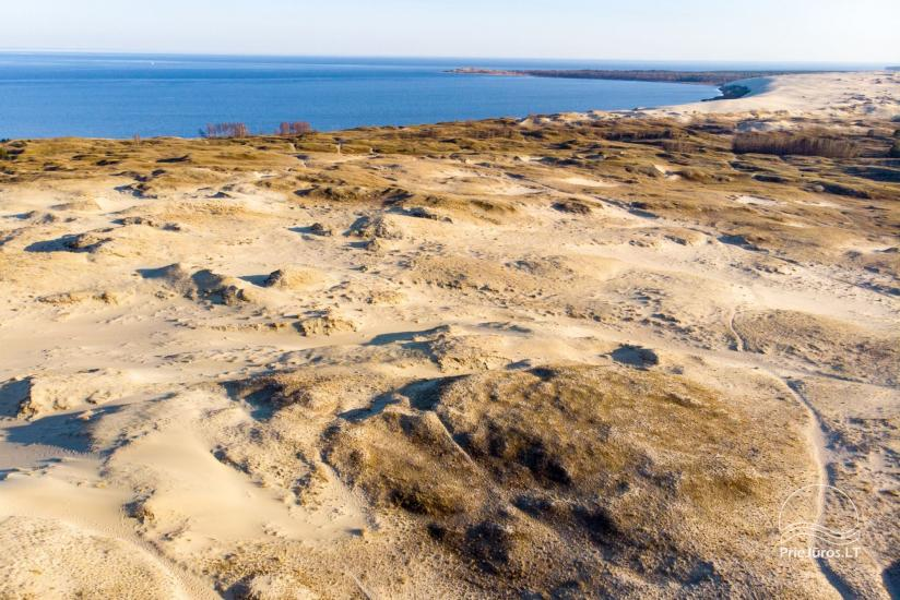 Death valley in Nida, Curonian spit - 1