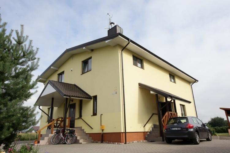 Parduodamas namas - vila Palangoje - 1