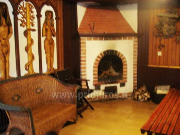 Banquet hall and bath for rent in Klaipeda district - 4