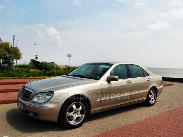 VIPautos - Keleivių pervežimas, prabangių automobilių nuoma su vairuotoju - 1